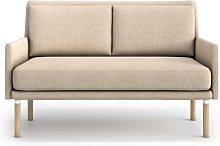 Adan 2 Seater Sofa Mikado Living Upholstery