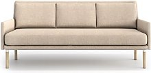 Adan 3 Seater Sofa Mikado Living Upholstery
