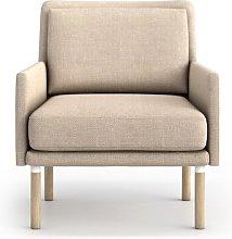 Adan Armchair Mikado Living Upholstery Colour: