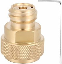 Adapter, Wilecolly 2 Colors Brass CO2 Adapter
