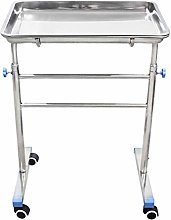 ADASP Beauty Salon Trolley, Stainless Steel