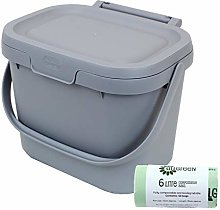 Addis Eco 100% Recycled Compost Caddy Food Waste