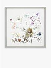 Adelene Fletcher - Echo Framed Print, 52 x 52cm,