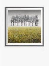 Adelene Fletcher - Trees Standing Ovation Framed