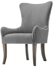 Adelina Armchair Three Posts Upholstery Colour: