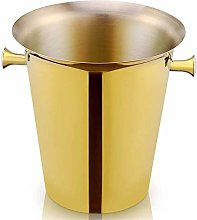 Adesign Stainless Steel Champagne Wine Bucket