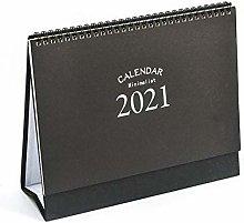 adfafw 2021 Desk Calendar Monthly Desk Pad