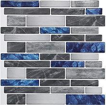 Adhesive Marble 3 D Wallpaper High Grade