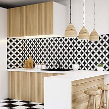 Kitchen Wall Tile Stickers Shop Online And Save Up To 7 Uk Lionshome