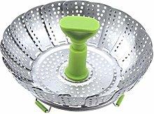 ADHG Vegetable Steamer Basket Stainless Steel