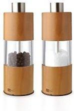 AdHoc MP04Wood 13cm Salt and Pepper Mill Se