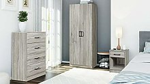 ADHW Bedroom Furniture Chest of Drawers Wardrobe