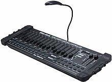 ADHW EDM DMX512 384 Channel Controller DJ Disco