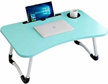 ADHW Foldable Laptop Notebook Bed Desk Portable PC
