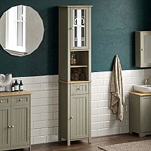 ADHW Priano Bathroom Cabinet Single Double
