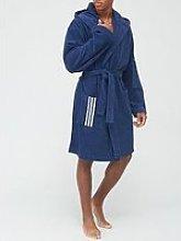 Adidas Bathrobe - Indigo