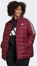 Adidas Essentials Light Down Jacket (Plus Size)