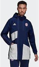 Adidas Fc Bayern Travel Drill Jacket