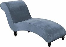 ADIS Chaise Lounge Cover Velvet Chaise Longue