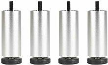 Adjustable 0-8mm Aluminum Alloy Furniture Cabinet