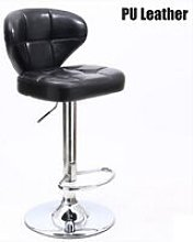 Adjustable Bar Stool High Swivel Lift Chair with