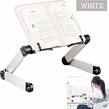 Adjustable Book Stand Cookbook Reading Holder