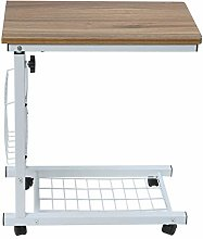 Adjustable Computer Desk Mobile Lap Table Stand