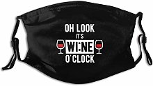 Adjustable Face COV_ER Oh Look It's Wine