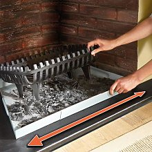 Adjustable Fireplace Tray by Coopers of Stortford