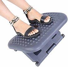 Adjustable Foot Rest, ABS Ergonomic Comfortable