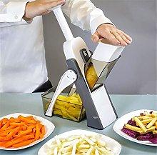 Adjustable Mandoline Slicer Safe Vegetable Slicer,