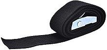 Adjustable Nylon Pack Strap, Tie-Down Cam Buckle