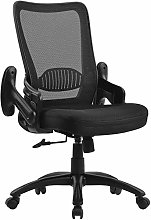 Adjustable Office Chair Back Support Swivel