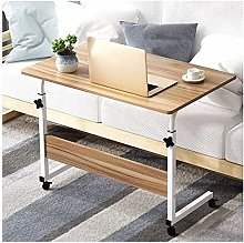 Adjustable table Mobile Lap Table Computer Desk