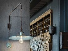 Adjustable wall light Country