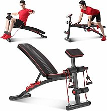 Adjustable Weight Bench Home Gym Utility Foldable
