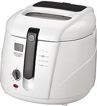 Adler AD 4906 Fryer Deep 2.5 Litre White,