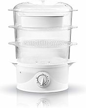 Adler Steamer with 800 W Power AD 633, White