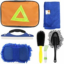 ADLOASHLOU 6 in 1 Car Washing Cleaning Tools