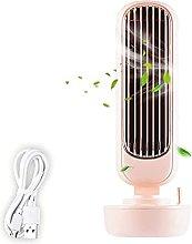 ADLOASHLOU USB Fan Retro Humidification Tower