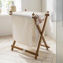 Admer Laundry Bin Natur Pur