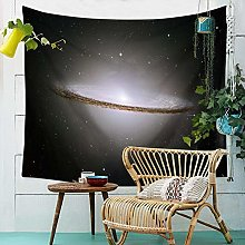 AdoDecor Colorful Tapestry Celestial Space Star