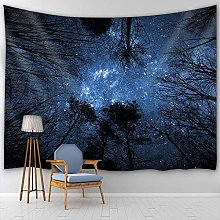 AdoDecor Forest Night Sky for Bedroom Ceiling