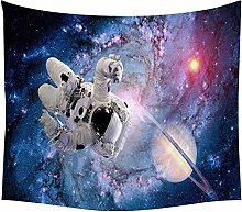AdoDecor Tapestry Space Wall Tapestry for Wall