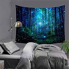 AdoDecor Wall Hanging Tapestry Landscape River