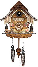 Adolf Herr Quartz Cuckoo Clock - In the Black