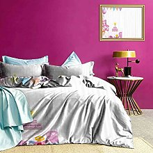 Adorise Bedding Duvet Cover Set Baby Girl Birthday