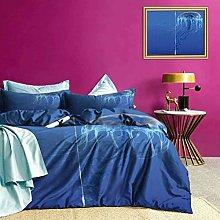 Adorise Duvet Cover Set Quilt Cover Blue Ocean