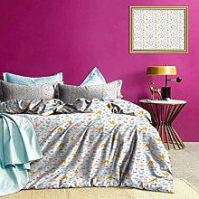 Adorise Three-Piece Bed Duvet Cover Baby Bunnies