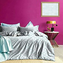 Adorise Three-Piece Bed Duvet Cover Baby Colors